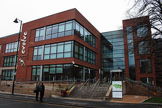Metropolitan Borough of Dudley - Evolve Campus of Dudley College