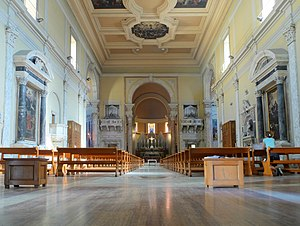Duomo Livorno, interno