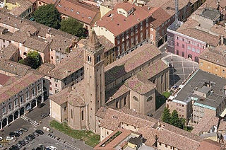 Roman Catholic Diocese of Cesena-Sarsina diocese of the Catholic Church