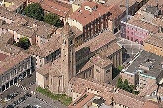 Roman Catholic Diocese of Cesena-Sarsina - Cesena Cathedral