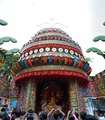 Durga Puja Pandal - 66 Pally - Nepal Bhattacharya Street - Kolkata 2015-10-21 6359-6361.tif