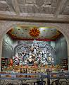 Durga Puja Pandal Interior - Sree Bhumi Sporting Club - Sreebhumi - Kolkata 2014-10-02 8728-8733.tif