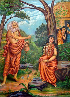 Durvasa - Durvasa Curses Shakuntala