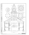 Dutch Reformed Church, State Route 10, Stone Arabia, Montgomery County, NY HABS NY,29-STONAR,1- (sheet 8 of 15).png