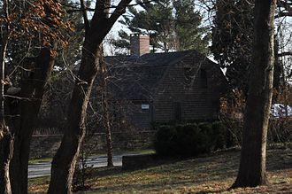 Alexander Standish House - Image: Duxbury MA Alexander Standish House
