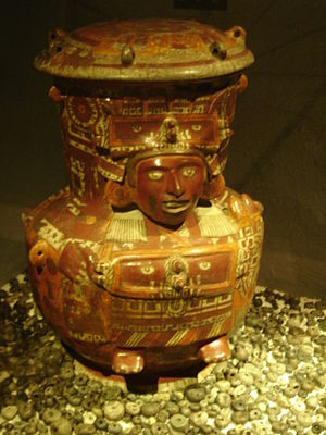 English: ceramic from templo mayor in mexico city