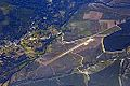 ES-0006 ROSINOS DE LA REQUEJADA AIPORT FROM FLIGHT CDG-RAK EASYJET A319 (15014379270).jpg