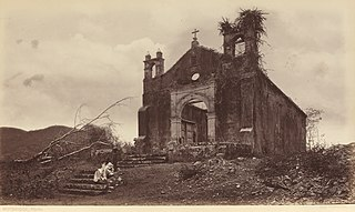 Ruins of the Church of San Miguel, Panama