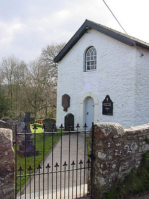 Earlswood, Monmouthshire - Earlswood Valley Methodist Chapel