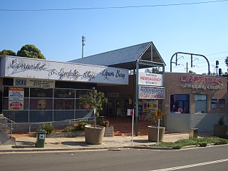 East Hills, New South Wales Suburb of Sydney, New South Wales, Australia