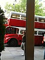East London Routemaster bus RM1933 (ALD 933B), heritage route 15, Strand, 12 June 2010 (2).jpg