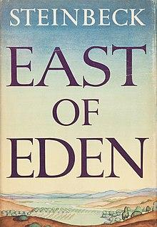 <i>East of Eden</i> (novel)