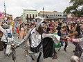 Easter Sunday in New Orleans - Brass Band Jam by Armstrong Arch 08.jpg