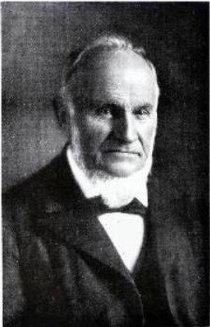 Ebenezer Vickery - Image: Ebenezer Vickery