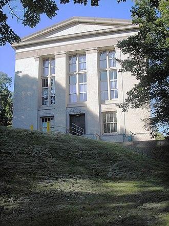 Eberly Hall - Eberly Hall, originally named Alumni Hall, at the University of Pittsburgh.