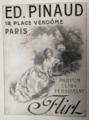 Ed. Pinaud Flirt advertising.png