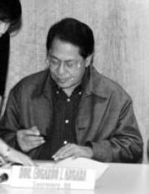 President of the Senate of the Philippines - Image: Ed Angara