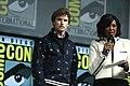 Eddie Redmayne & Aisha Tyler (41909375870).jpg