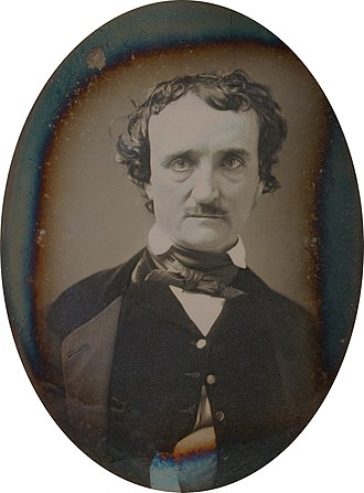 "Edgar Allan Poe - 1849 ""Annie"" daguerreotype of Poe"