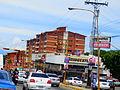 Edificios y semáforos en Mérida.JPG