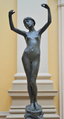 Edward Onslow Ford (1852-1901) - Echo (1895) front, Lady Lever Art Gallery, June 2013 (9095271627).png