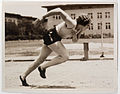 Eileen Wearne training at Manual Arts High School, Los Angeles, 1932 - photographer unknown (7533321500).jpg