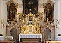 Eisenstadt - Spitalskirche, Tabernakel.JPG