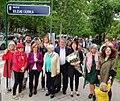 El Ayuntamiento homenajea con una calle a Soledad Cazorla, impulsora de la ley contra la violencia de género 01.jpg