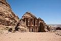 El Monasterio, Petra, Jordania, 2011-09-30, DD 03.JPG