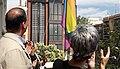 El Orgullo alza los colores de su bandera en el distrito 05.jpg