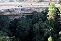 El Tollo de la Fuente del Tollo, habitado noblemente por almeces y pinos entre otras especies de la Cuenca Mediterránea - panoramio.jpg