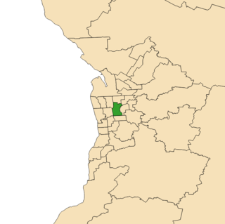 Electoral district of Adelaide South Australian state electoral district