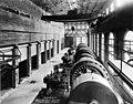 Electron Plant powerhouse interior showing generators, October 20, 1904 (SPWS 645).jpg