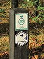 Elfbergen Gaasterland. Fietsroutes.JPG