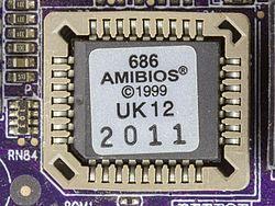 Elitegroup 761GX-M754 - AMIBIOS (American Megatrends) in a Winbond W39V040APZ-5491.jpg