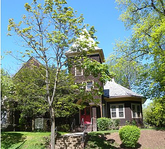 Weequahic, Newark - Elizabeth Avenue-Weequahic United Presbyterian Church