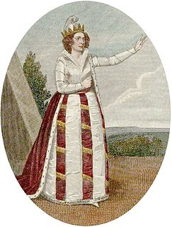 Elizabeth Whitlock English actress
