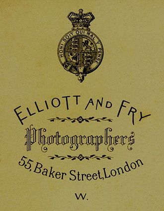 Elliott & Fry - Image: Elliot & Fry 00