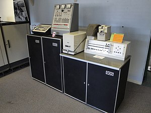 Elliott Brothers (computer company) - Elliott 905 at The National Museum of Computing