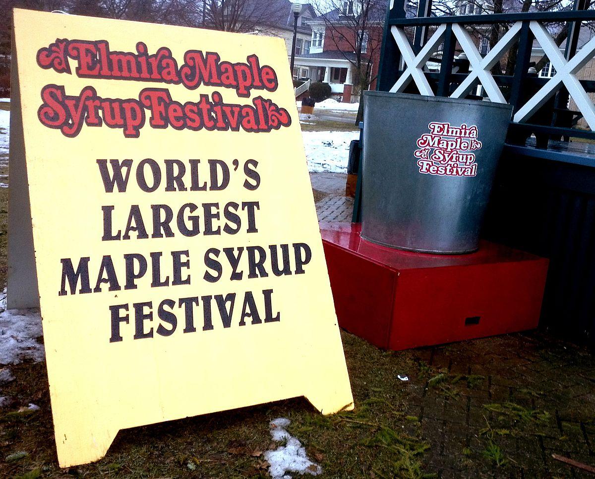 Maple Festival Car Show