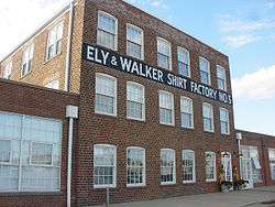 Ely & Walker Shirt Factory 5 at 221 S Main Street