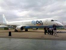Flybe - Wikipedia bahasa Indonesia, ensiklopedia bebas