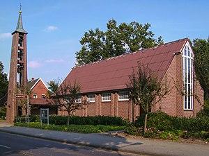 Emlichheim - Emlichheim, Lutheran Church of Peace