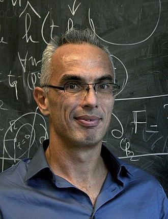 Institut des Hautes Études Scientifiques - Emmanuel Ullmo