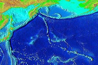 Meiji Seamount - Image: Emperor Seamounts