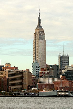 Folklore of the United States - The Empire State Building