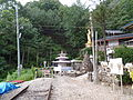 End of Chiak Station Daeseongam Track and Daeseongam Entrance 01.JPG