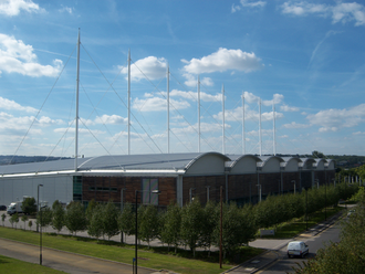 English Institute of Sport, Sheffield - The English Institute of Sport – Sheffield