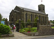 Entrance to the Church of St Mary the Virgin - geograph.org.uk - 475058.jpg