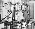 Equipment used for making early forms of penicillin. Wellcome L0015392.jpg